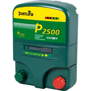 Patura P2500 Duo Apparaat 2,0 Joule met Gesloten Draagbox