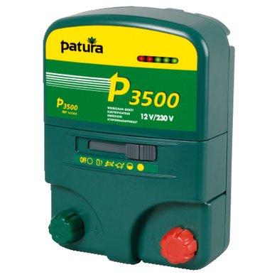 Patura P3500 Duo Apparaat 3,0 Joule met Open Draagbox
