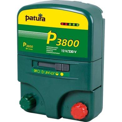 Patura P3800 Duo Apparaat 3,8J met Veiligheidsbox en Aardpen