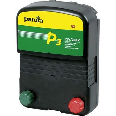 Patura P3 Duo Apparaat 230v/12v  2,0 Joule