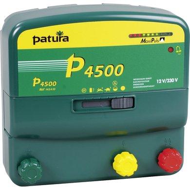 Patura P4500 Duo Apparaat 6,0 Joule met Draagbox en Aardpen