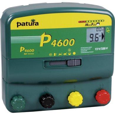 Patura P4600 Duo Apparaat 6,0 Joule met Draagbox en Aardpen
