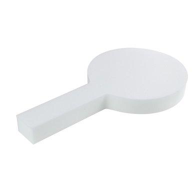 Pfiff Foam Back Pad White