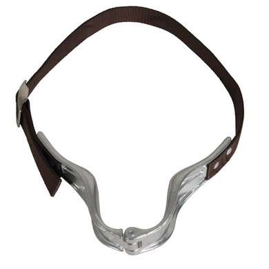 Pfiff Crib Collar Brown Full