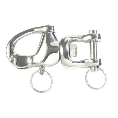 Pfiff Stainless Steel Swivel Quick-release Shackle Cob