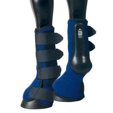 Pfiff Combination Boot Blue Pony