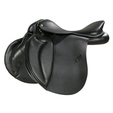 Pfiff Jumping Saddle Alberto Black
