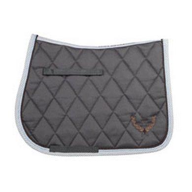 Pfiff GP Saddle Cloth Villach Grey Full