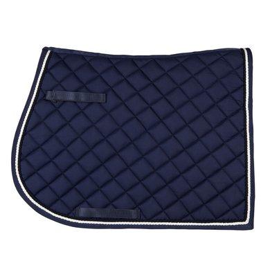 Pfiff GP Saddle Cloth Leoben Blue Full