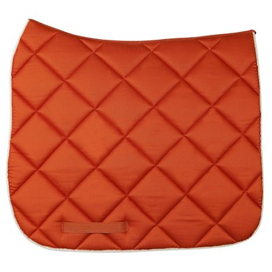 Pfiff Dressage Custom. Saddle Cloth Ternitz Orange Full