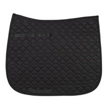Pfiff Dressage Saddle Cloth Lindau Black Full