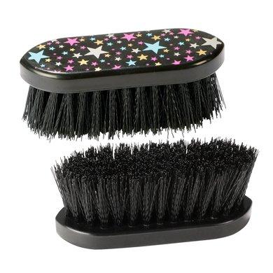 Pfiff Dandy Brush Magical Stars Black