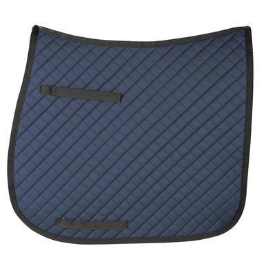 Pfiff Dressage Saddle Cloth New Pazifik Blue Full