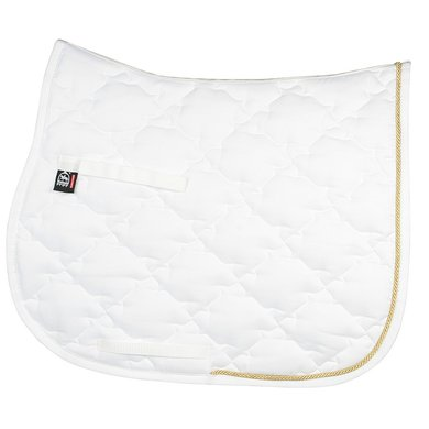Pfiff GP Saddle Cloth New Luxus White