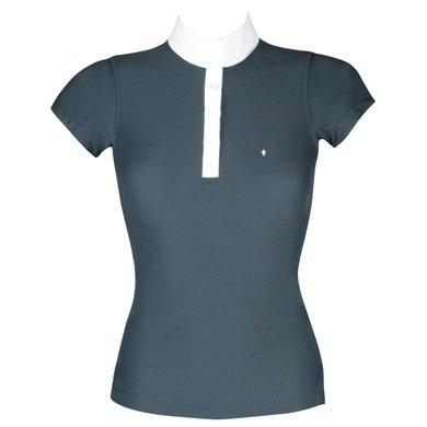 Pfiff Competition Shirt Ellen Blue