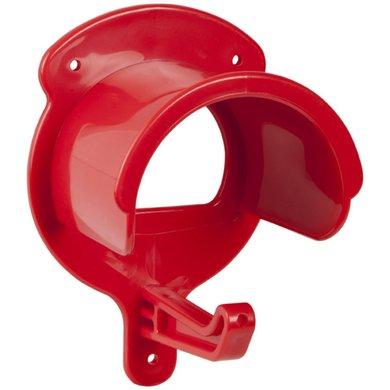 Pfiff Plastic Bridle Hook Red