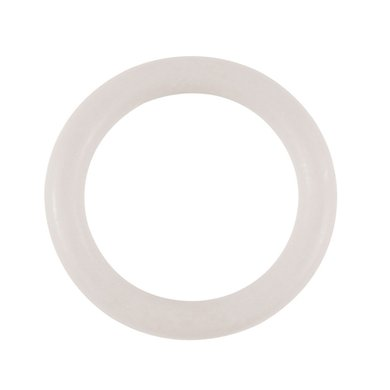 Pfiff Replacement Rubber Ring For Peacock White