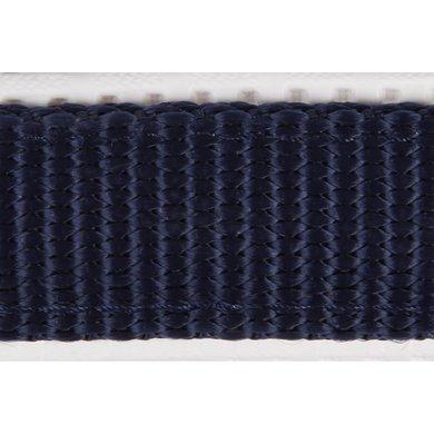 Pfiff Kunststof Halster Wit Onderlegd Blauw