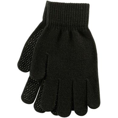 Pfiff Noppenhandschoen Grippy Zwart