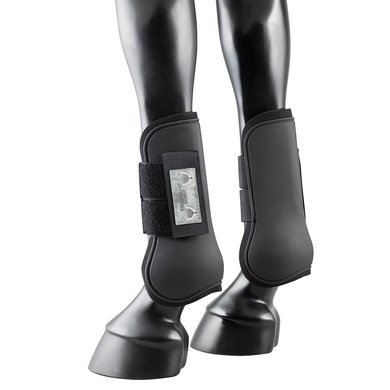 Pfiff Hard Shell Tendon Boots Black Full
