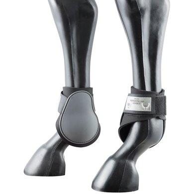 Pfiff Hard Shell Fetlock Boots Grey Full