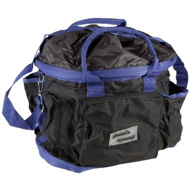 Pfiff Large Grooming Bag Black Blue 0