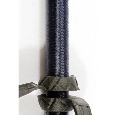 Pfiff Kunststofzweep met Flapje Blauw 63cm