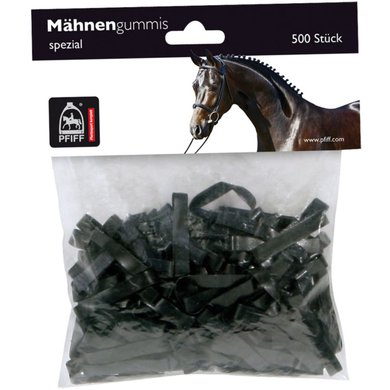 Pfiff Special Plaiting Bands Black