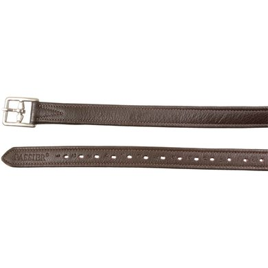 Pfiff Nylon Lined Stirrup Leathers Brown