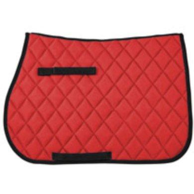 Pfiff GP Saddle Cloth Basic Line Red