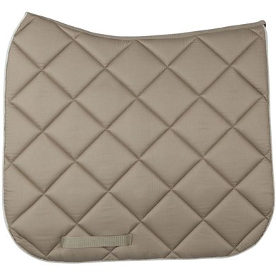 Pfiff Dressage Custom. Saddle Cloth Ternitz Brown Full