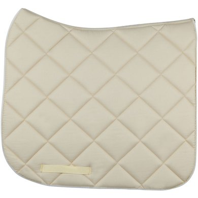 Pfiff Dressage Custom. Saddle Cloth Ternitz Beige Full