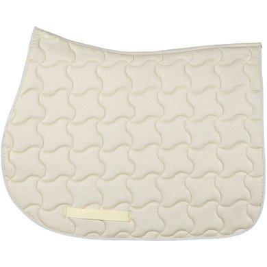 Pfiff GP Customisable Saddle Cloth W�rgl Beige Full