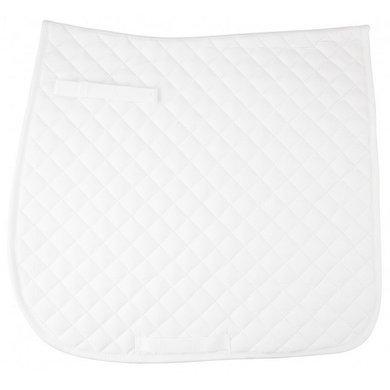 Pfiff Dressage Saddle Cloth New Pazifik White Full