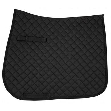 Pfiff Dressage Saddle Cloth New Pazifik Black Full