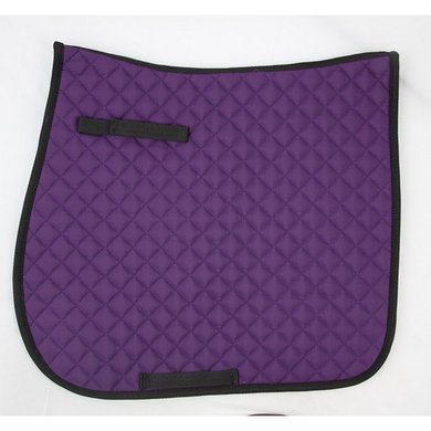 Pfiff Dressage Saddle Cloth New Pazifik Purple Full