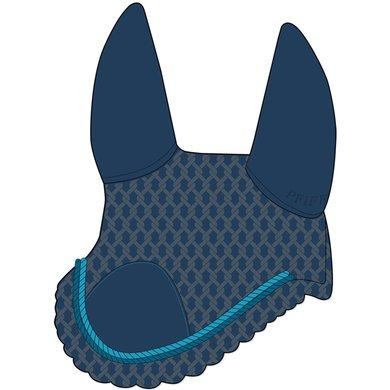 Pfiff Fly Bonnet Zowie Blue Full