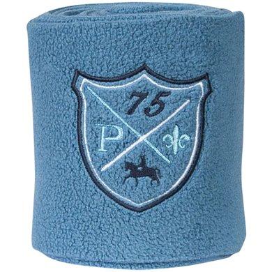 Pfiff Fleece Bandages Kilian Turquoise