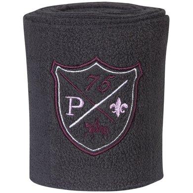 Pfiff Fleece Bandages Kilian Grey