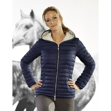 Pfiff Ladies Jacket Nerany Blue