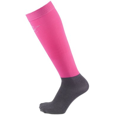 Pfiff Set Of Riding Socks Roze