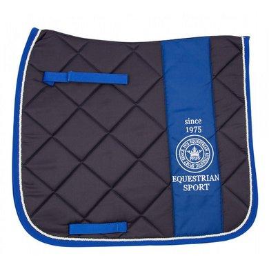 Pfiff Dressage Saddle Cloth Grein Blue Full