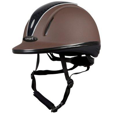 Pfiff Riding Helmet 30014 Brown/Black