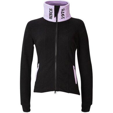 Pfiff Fleece Jacket Cantwell Black