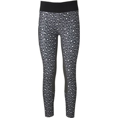 PK Legging d'Équitation Batello Dames Leopard Grey XS