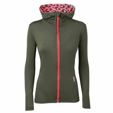 PK Performance Sweater Foundation Forest Night
