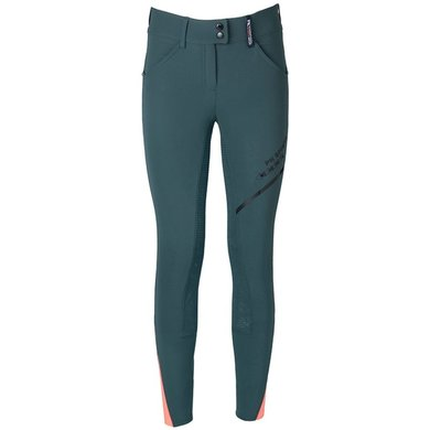 PK Pantalon d'Équitation Imagine Full Grip Deep Sea