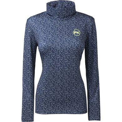 PK Shirt Ladignac Dress Blue 158