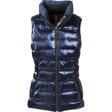 PK Waist Coat Lorien Dress Blue XXL