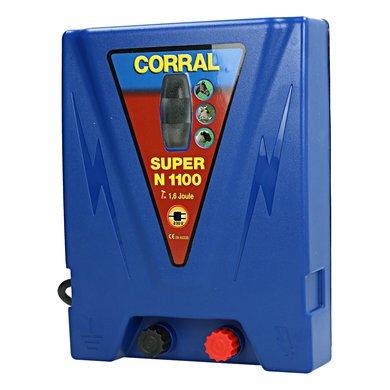 Corral Super N1100 schrikdraadapparaat 1,1 Joule